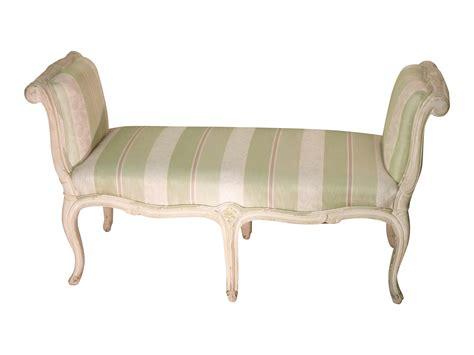 upholstered window bench french whitewashed upholstered window bench chairish