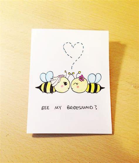 funny bridesmaid card funny cute bridesmaid card funny