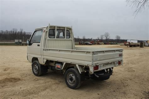 mitsubishi mini trucks mitsubishi 4 wheel drive mini truck