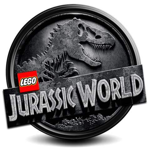 lego jurassic world logo lego jurassic world icon by s7 by sidyseven on deviantart