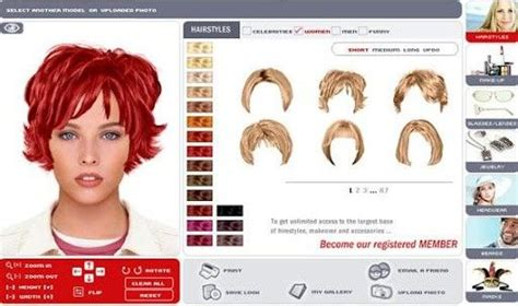 App To Try Different Hairstyles by App To Try Different Hairstyles Immodell Net