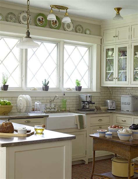 Farmhouse Style Kitchen Cabinets by 31 Cozy And Chic Farmhouse Kitchen D 233 Cor Ideas Digsdigs