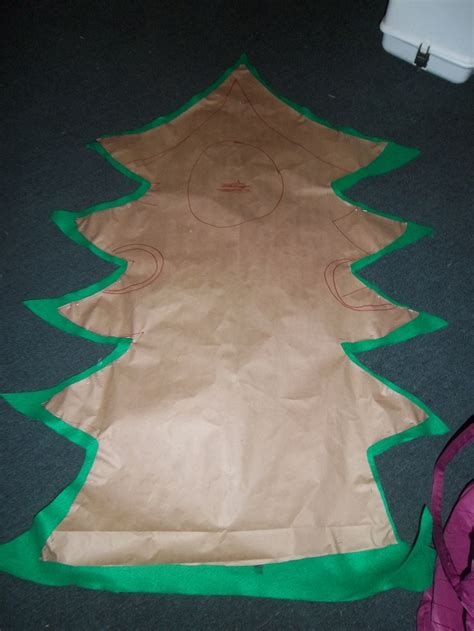 christmas tree costume crafts by gina decorations and