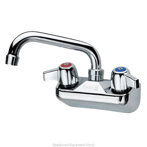 Krown Faucets by Krowne 10 406l Faucet Wall Splash Mount Wall Mount
