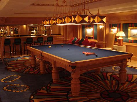 hotels with pool tables in room billiard room burj al arab flickr photo