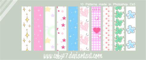 cute little pattern cute little things patterns by coby17 on deviantart