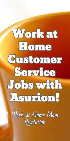 customer service work at home and customer