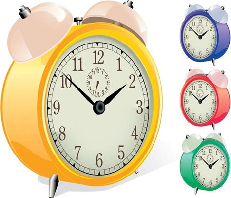 Alarm Vector alarm clock vector free vector in encapsulated postscript eps eps vector illustration