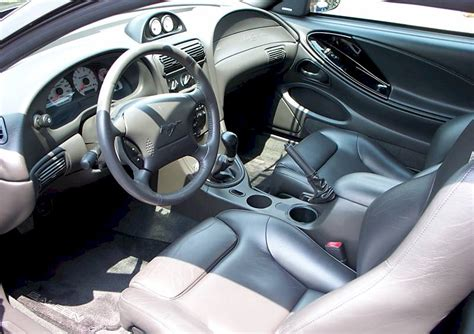 Mustang 2002 Interior by Black 2002 Saleen S281 E Ford Mustang Coupe