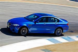 2013 monte carlo blue metallic bmw m5 sedan side