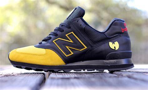 Sepatu New Balance Nb 574 new balance 574 quot wu balance quot custom kicks