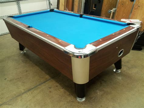 valley pool tables who makes this pool table with lights the cushions