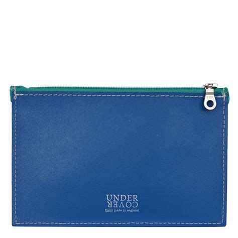 Designers Guilds Scarlet Wallet by Undercover Majorelle Blue Small Leather Wallet Designers