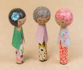 Paper crafts dolls crafts for kids making recycled paper how to make