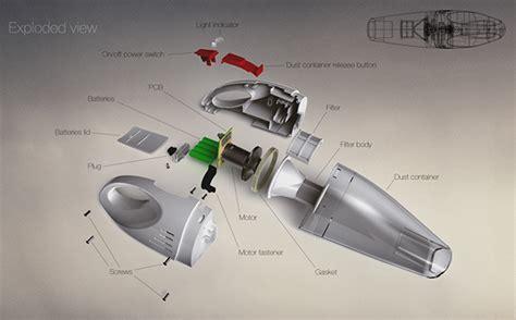 Vacuum Creation Methods Argos Handheld Vacuum Cleaner On Behance