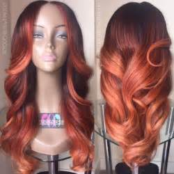 weave hair colors best 25 colored weave hairstyles ideas on