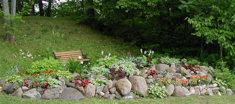 Rock Garden Nursery Shady Rock Garden Ferndale Gardens