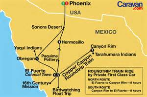 Copper Canyon Mexico Map by Copper Canyon Copper Canyon Mexico Copper Canyon Train