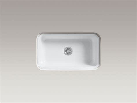 undermount kitchen sink with faucet holes standard plumbing supply product kohler k 5832 5u 7