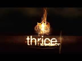 thrice silhouette thrice silhouette youtube