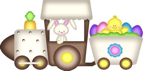 imagenes infantiles png im 225 genes infantiles tren con conejito y pollito