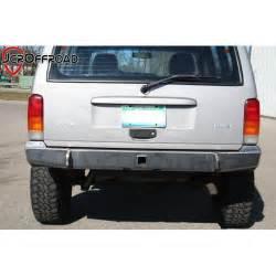 jcroffroad jeep xj diy rear bumper