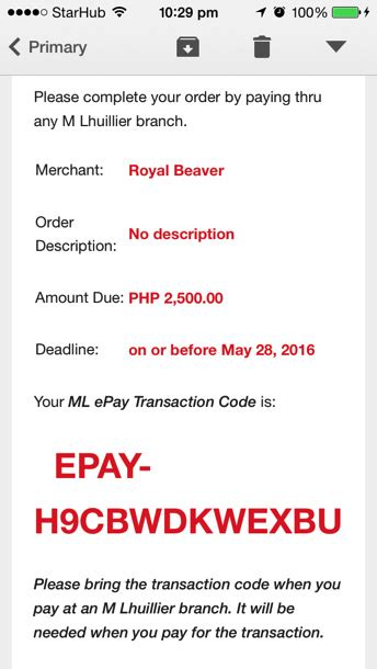 Lhuillier Branches Out by Ml Epay Shopping Without Credit Card