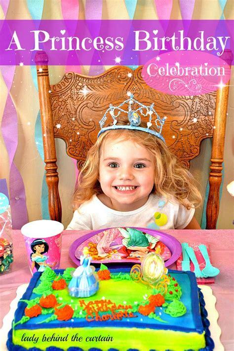image gallery princess birthday