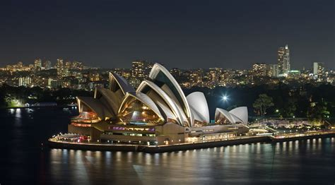 Sydney Opera House Pictures History Facts