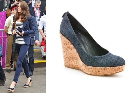 behold kate middleton s new favorite wedges daily dish