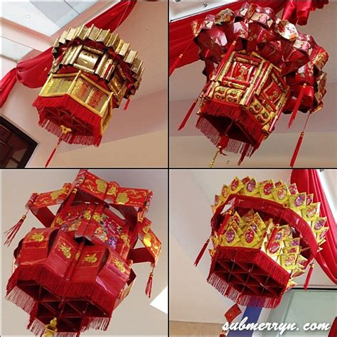 How To Make New Year Decorations With Packets by Packet At Sunway Giza Mall 171 Home Is Where
