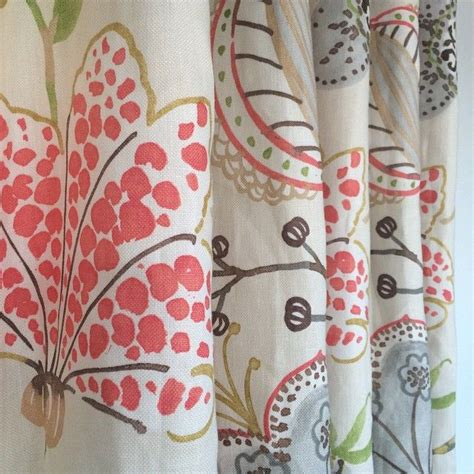 Best 25 coral curtains ideas on pinterest gray coral bedroom coral room accents and coral