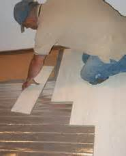 Heated Floor Mats For Basements Radiant Floor Heating Transforms A Cold Chicago Basement