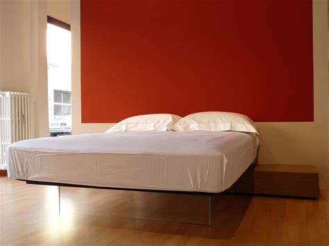 bed leg floating beds elevate your bedroom design to the next level