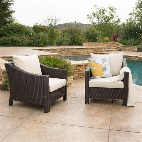 furniture fresh white wicker patio furniture family patio decorations with grey ceramic floor