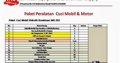 Alat Cuci Motor Bandung tips membeli peralatan cuci mobil dan motor yang aman
