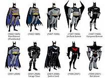Tas Ransel Carvil Original Power City Black batsuit
