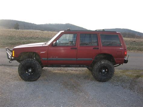 raised jeep cherokee 1998 lifted jeep cherokee ls1tech
