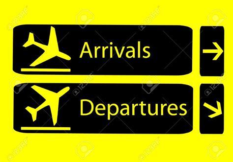 Airport Arrivals Departure Clipart Clipart Panda Free Clipart Images