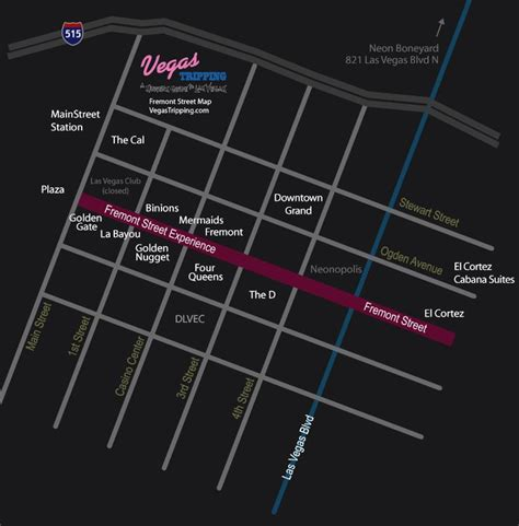 map of las vegas downtown casinos 108 best images about las vegas on chocolate