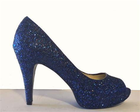 Navy Bridal Heels by 25 Navy Wedding Shoes Ideas On Navy