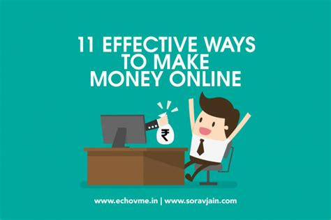 Best Way To Make Money Online Free - 11 effective ways to make money online social media