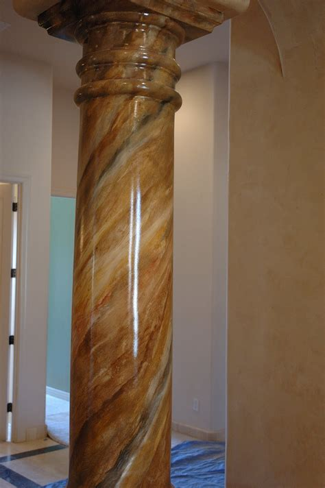 how to paint faux marble columns is faux painting a thing of the past faux finishes