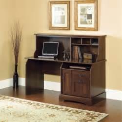 Sauder Graham Ridge Computer Desk Graham Ridge Computer Desk With Hutch In Oak 409923