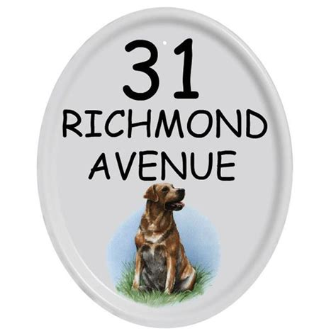 full house dog name 17 best images about ceramic house signs on pinterest house plaques white ceramics