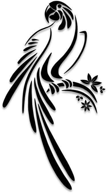 Birds – Silhouettes – ZM Creations