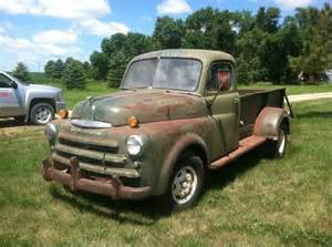 1 Ton Dodge Dually For Sale Find New 1951 Dodge Truck 1 Ton Dually In