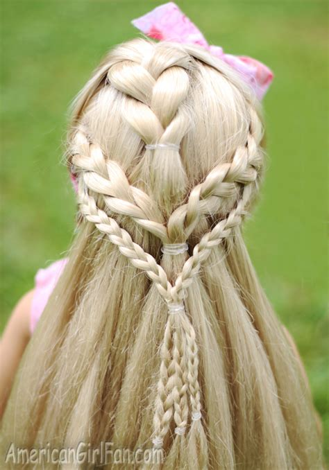 Doll Hairstyles Braids by 70s Inspired Braids For American Dolls Click