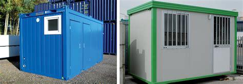 box ufficio usato attrezzature box ufficio e container chisini sas