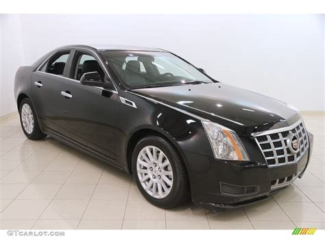 2012 cadillac cts colors 2012 black cadillac cts 4 3 0 awd sedan 117265705
